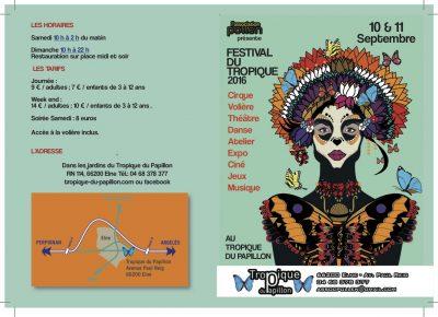 flyer festival du tropique